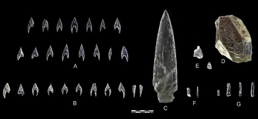 Amazing 5000 Year Old Crystal Weapons Discovered In Spain: Researchers Claim
