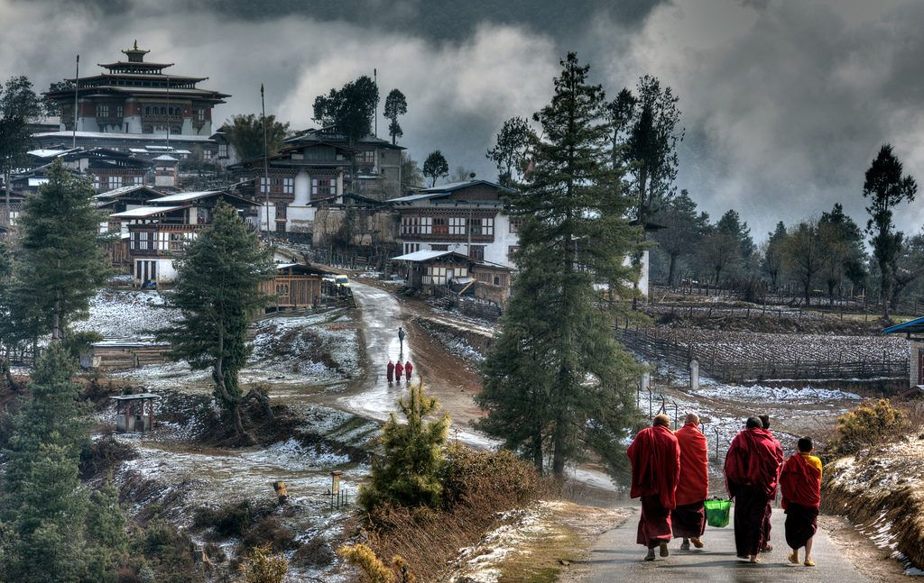Bhutan: A Wonderful Country That Has A Ministry Of Happiness