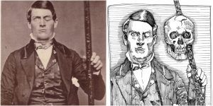 Brain-Injury Survivor: The Bizarre Tale Of Phineas Gage