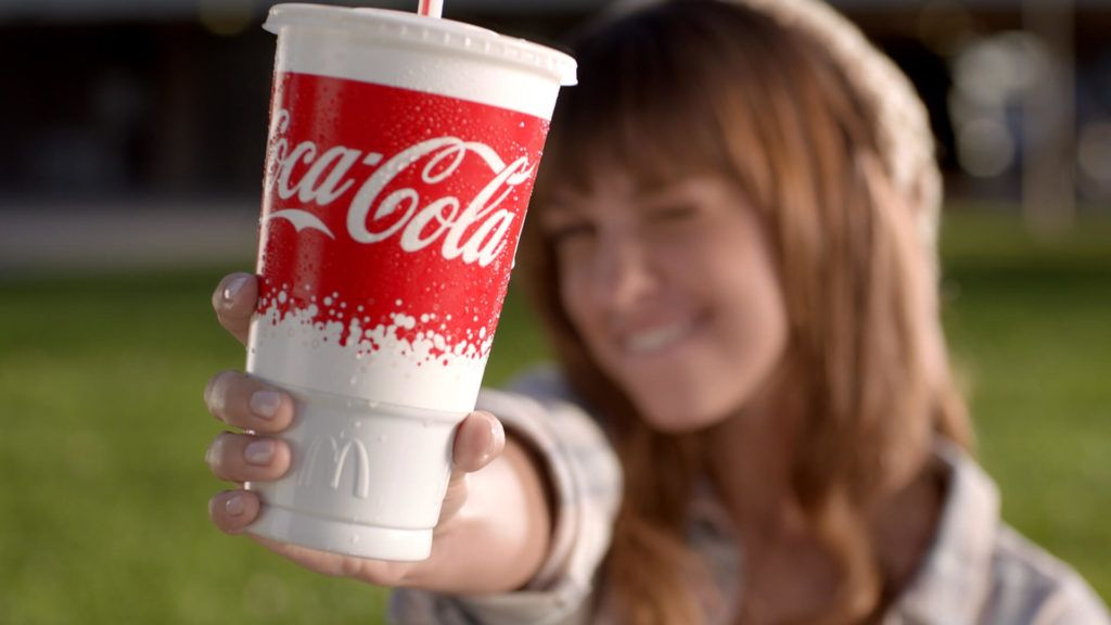 The Secret Reason Why A McDonald's Coke Tastes The Best