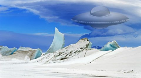 Unveiling The Antarctic Mysteries: The Frozen Continent May Hold Clues To Alien Life