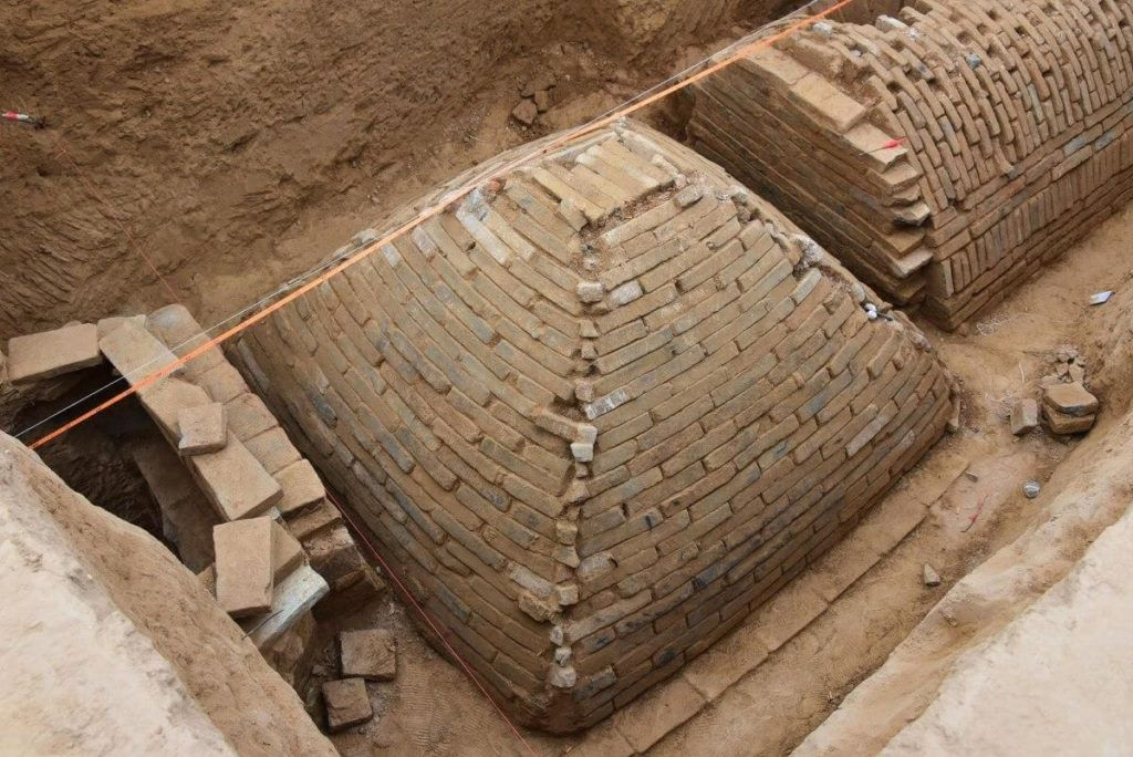 Archaeologists Have Found A Mysterious Pyramid In China