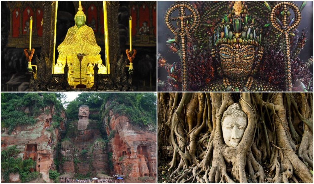 12 Of The Most Incredible Buddhist Artworks