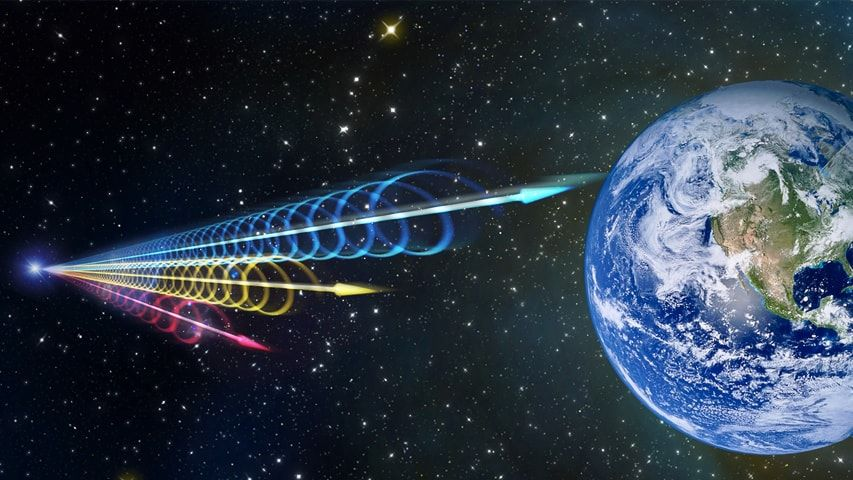 Mysterious Energy Signals From Space: Are Aliens Trying To Contact Earth?