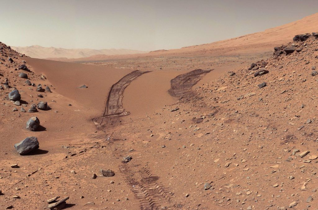 Human Footprint On Mars Is Expanding: Researchers Claim