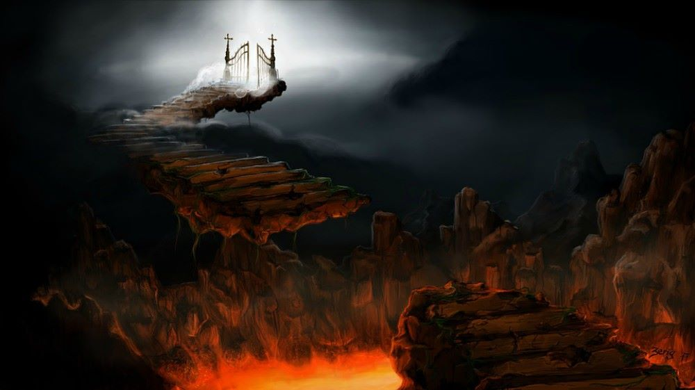 Hell On Earth: Real Location Of Ancient Underworld Right In Front Of Us?