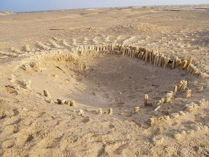 Ruins Of 2,000-Year-Old Oasis Settlement Unearthed In China