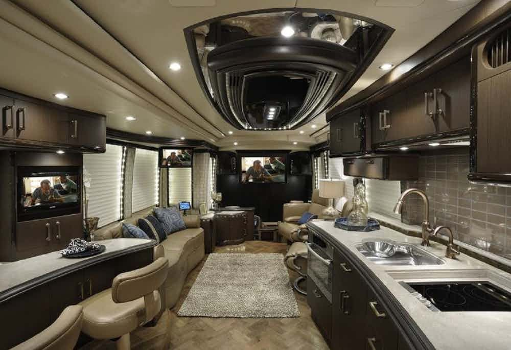Top 10 Most Expensive Luxury Motorhomes In The World Look4ward