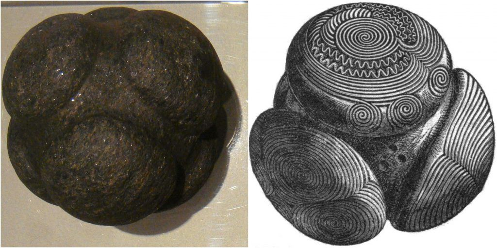 Mystery Of 5,200-Year-Old Scottish Carved Stone Balls