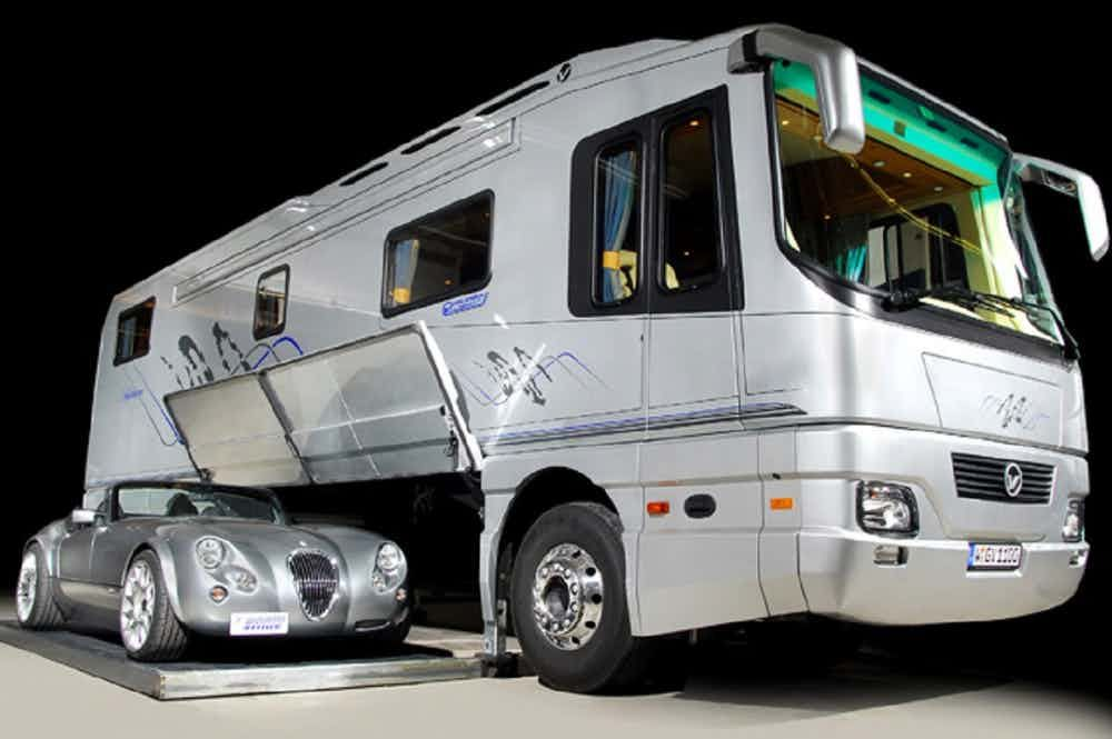 Top 10 Most Expensive Luxury Motorhomes In The World