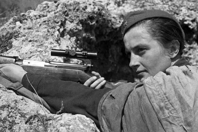 10 Of The Deadliest Snipers Of History