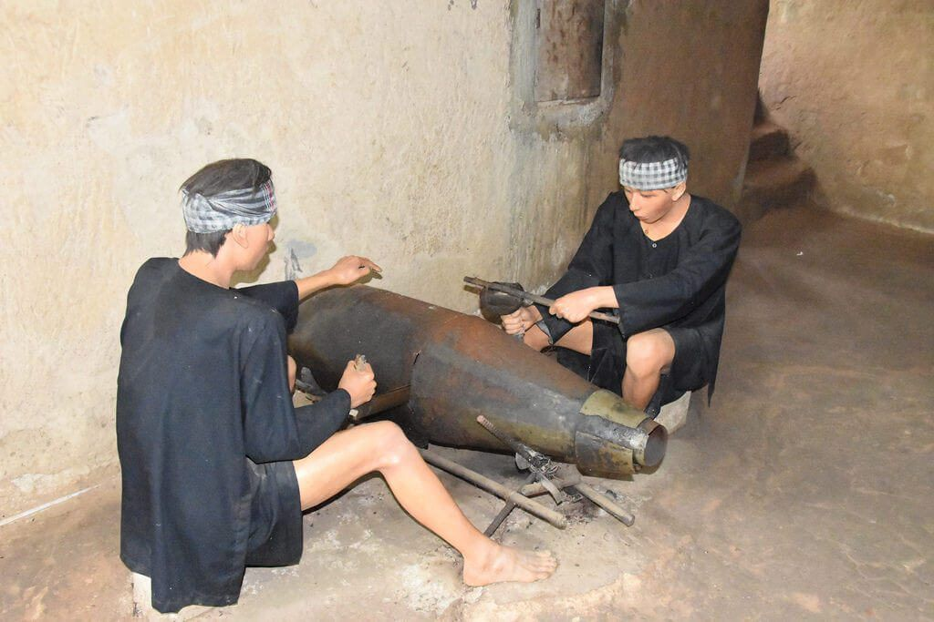10 Of The Most Ingenious Features Of Cu Chi Tunnels