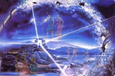Inca Cosmic Power Matrix: Rediscovering Its Lost Code