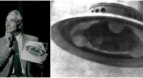 George Adamski: King Of UFO Contactees Or A Hoaxer?