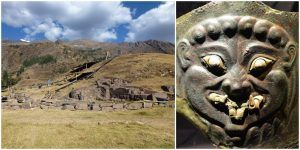 A Researcher Claims That The Ancient Greek Legend Describe A Place In Peru