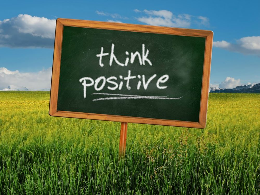 Power Of Positive Thinking: Improve Your Life In A Balanced Way