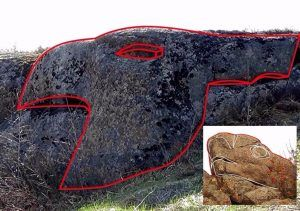 12,000-Year-Old Dragon And Griffin-Like Megaliths Discovered In Altai Mountains