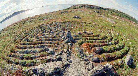 The Baffling Puzzle Of Prehistoric Russia's Labyrinths
