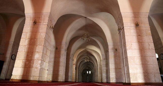 1,400-Years-Old Grand Mosque Still Standing After Hosting 3 Religions