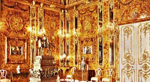 Where To Find The Amber Room, $500 Million Cultural Treasure Stolen By The Nazis