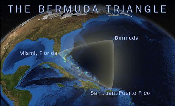 Mysterious Waters: From New Bermuda Triangle Off the Coast of China To Sargasso Sea