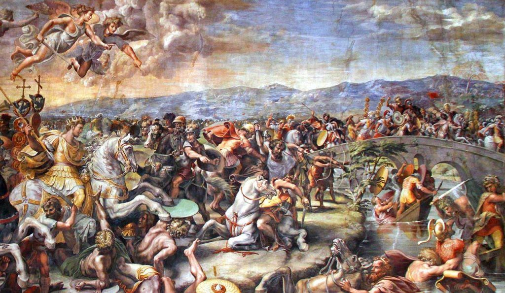 Chariots In The Clouds: Divine Army Or UFO Sightings?