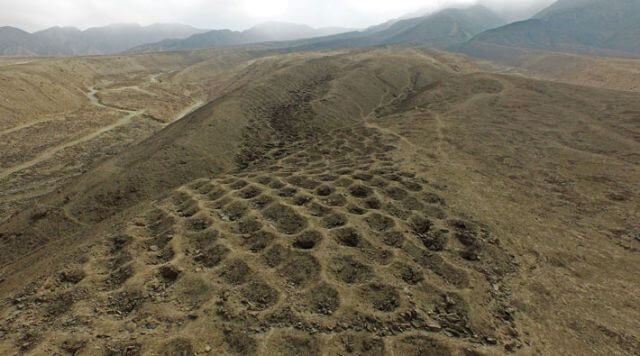 Nazca's Band of Holes: An Overlooked Inca Wonder