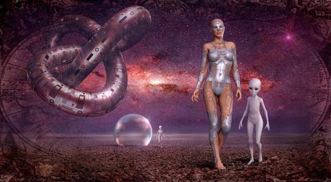Is There Anybody Out There? Scientists Reveal Likelihood Of Intelligent Aliens