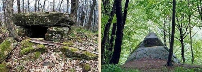 Mysterious Caucasus Dolmens From The Time Of The Egyptian Pyramids