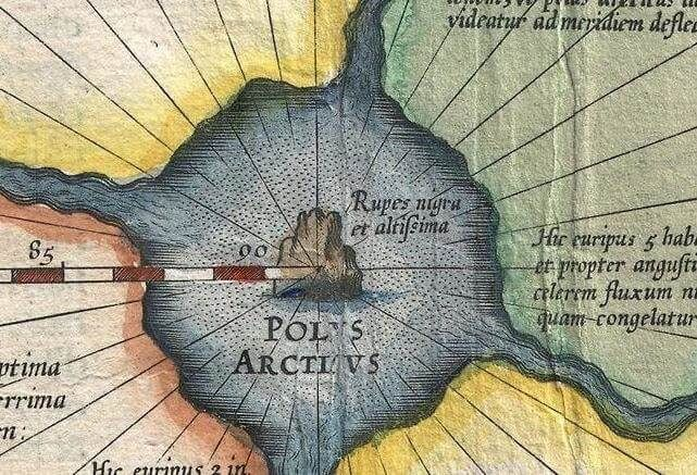 Arctic's Biggest Mysteries: First-Ever Map Of The North Pole