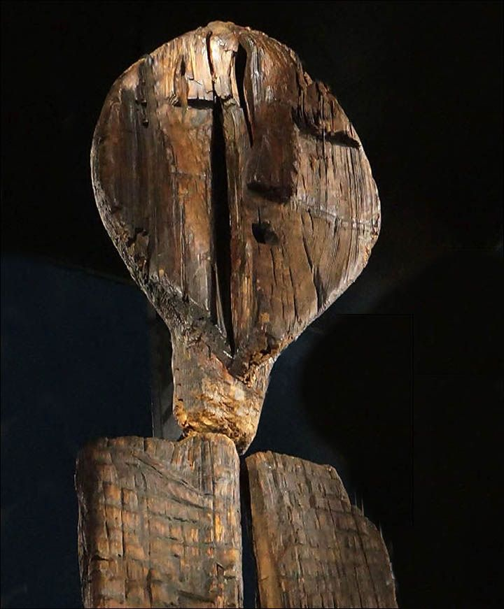Shigir Idol: World's Oldest Wooden Statue May Shed Light On The Origin Of The Universe
