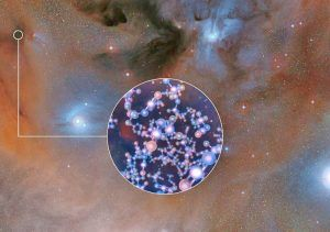 Molecules Discovered In Young Stars Suggest Life On Earth Came Via Our Sun