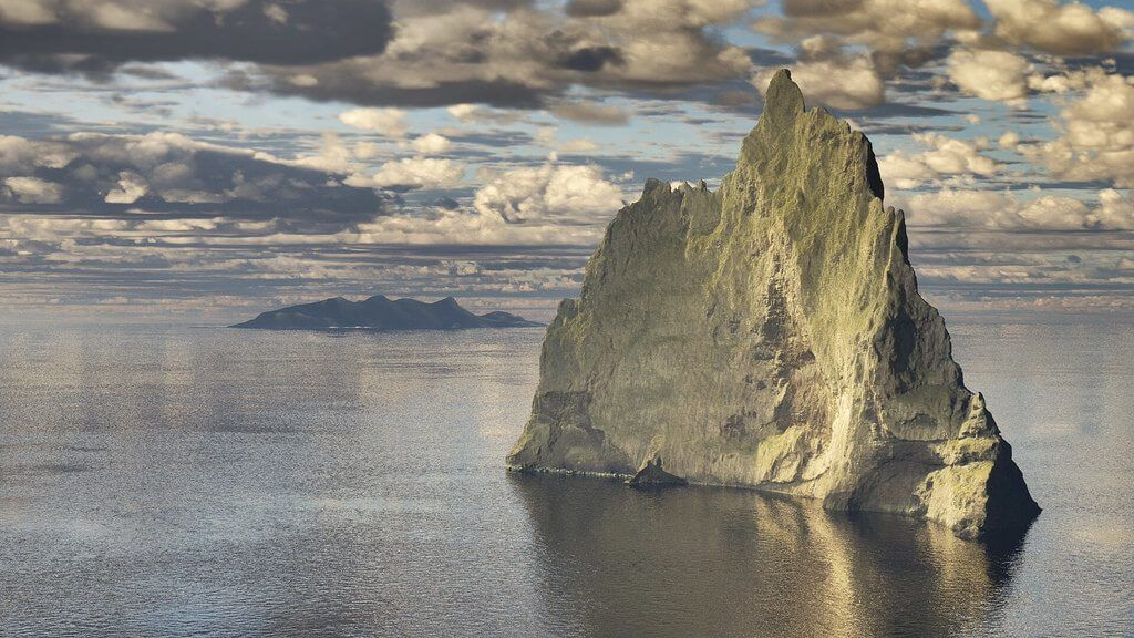 Top 10 Strangest Islands On Earth