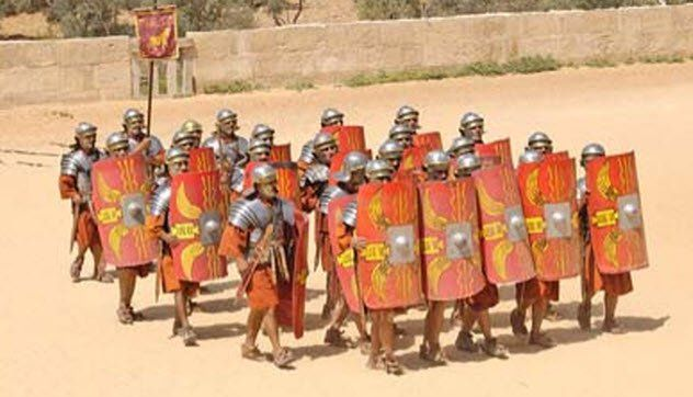 10 Weird Facts About Ancient Roman Real Life