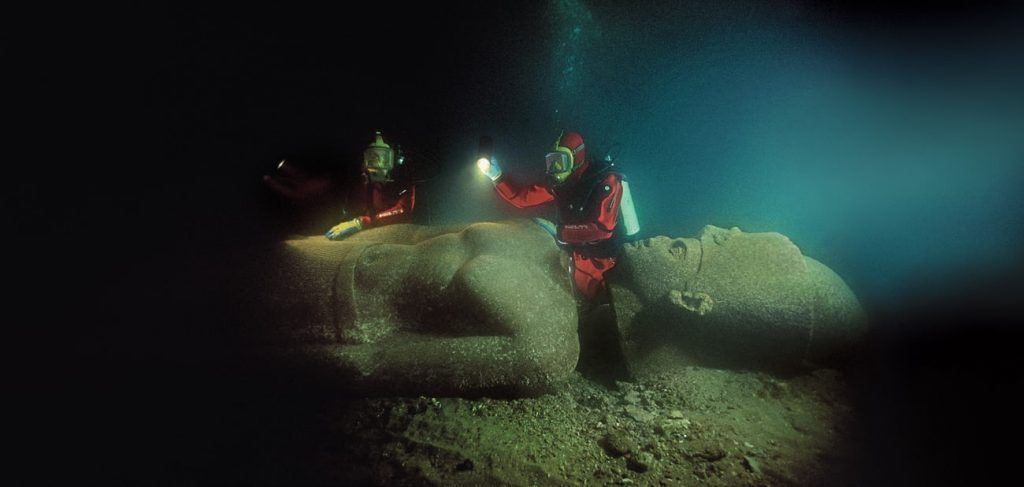 10 Legendary Lost Cities That Were Rediscovered