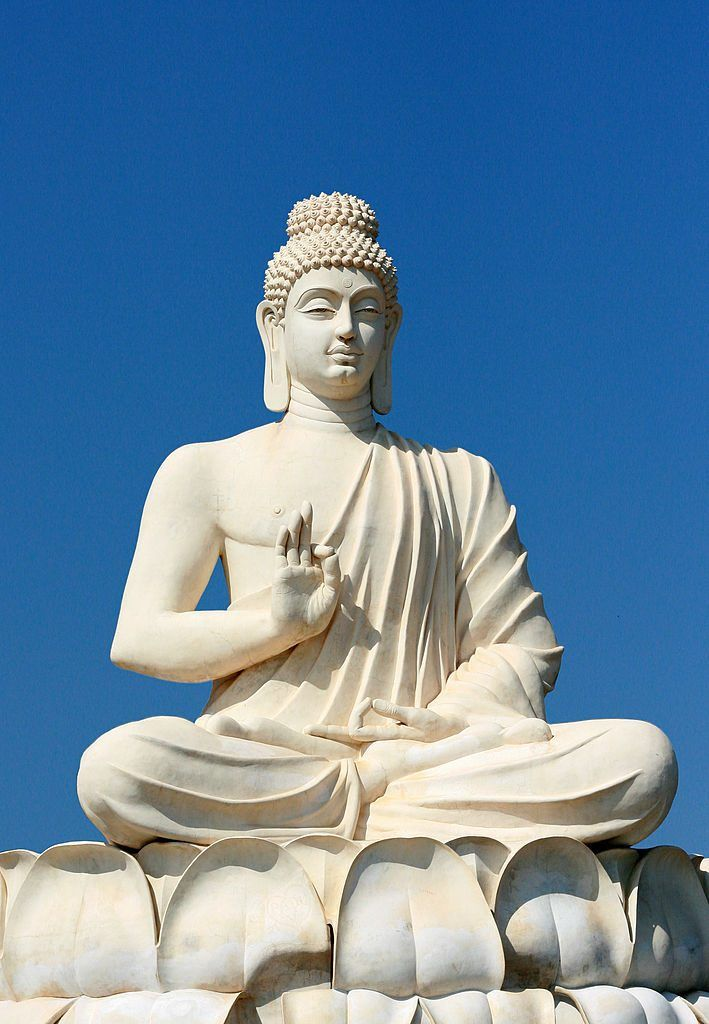 What Is The Significance Of Different Buddha Hand Gestures?
