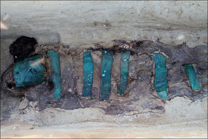 Cocooned In Copper Mummies Of Ancient Unknown Civilization Unearthed Near Arctic