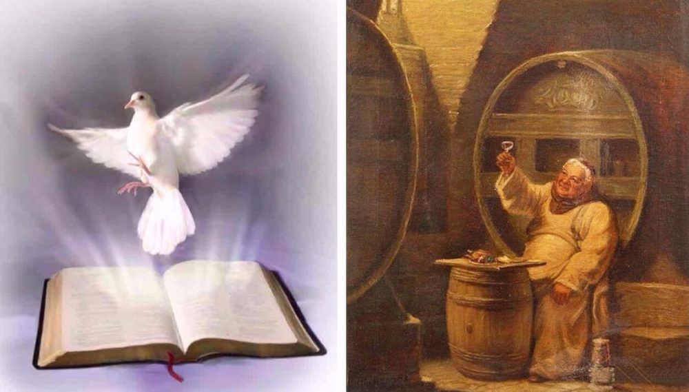Lesser Known Facts About Spirits People Drink And The Holy Spirit