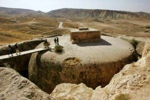 Stupa Of Takht-e Rostam: Cosmic Stairways Into The Heavens?