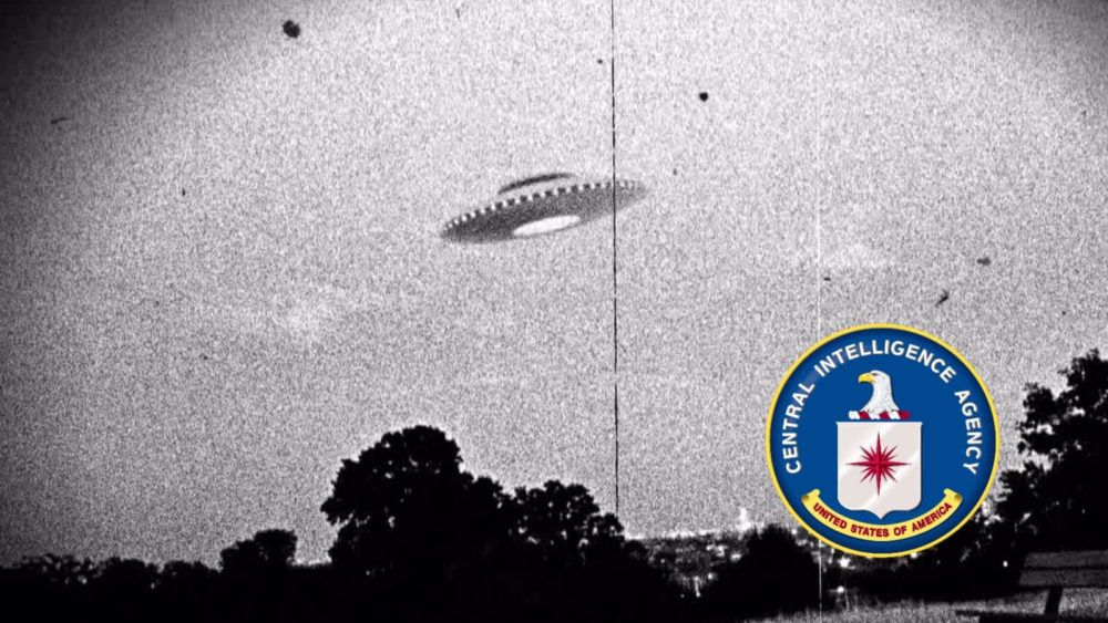 From The CIA Files: Researchers Link UFO And 'Their Heightened Interest' To 'The Variety And Wealth Of Useful Minerals'