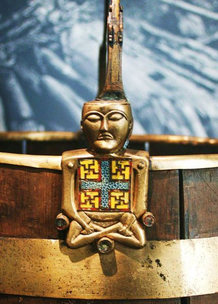 The Buddhist Connection To Viking Culture