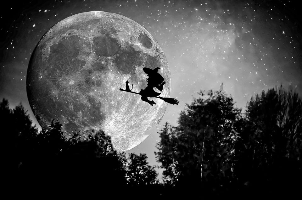 Dark Side Of Witchcraft: Were Medieval Witches Actually Early Flying Humanoid Sightings?