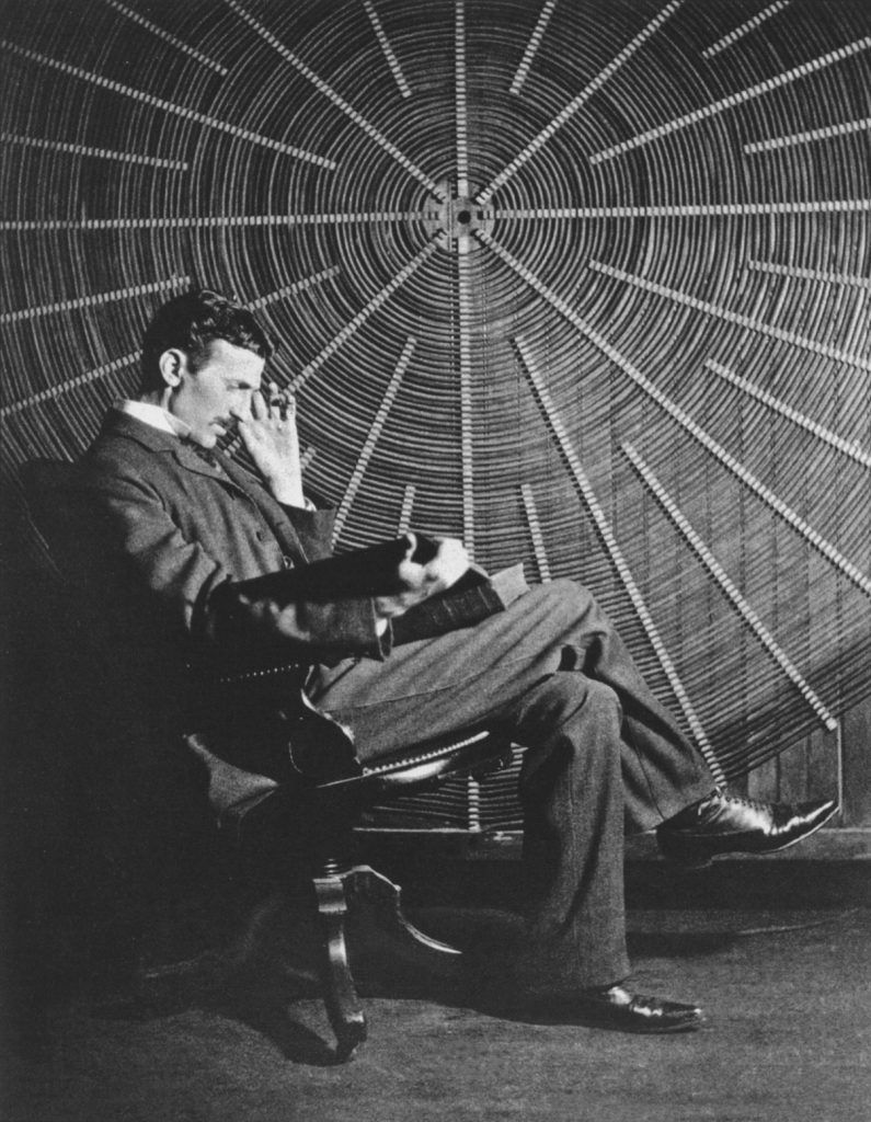 Nikola Tesla Death Ray: A Weapon To End War