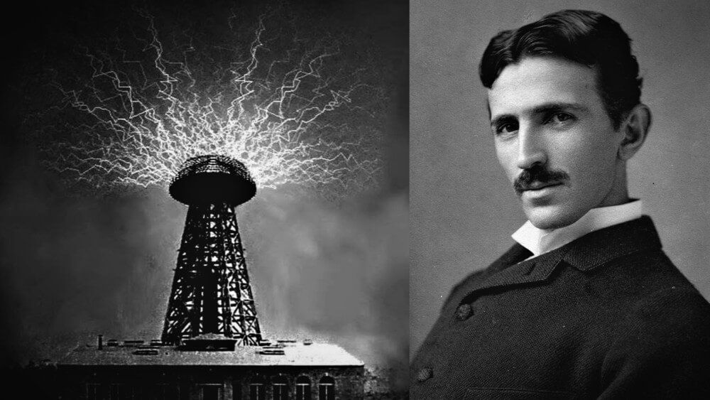 Nikola Tesla - History Biography and Work with Electricity
