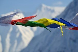 Meanings Of Different Colours In Tibetan Buddhism
