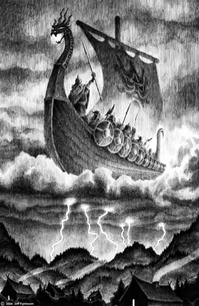 The Norse Myths: Otherworldly Technology From Viking Gods?