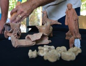 2,000-Year-Old Ancient Toys Discovered Inside Children's Tombs In Turkey's Çanakkale