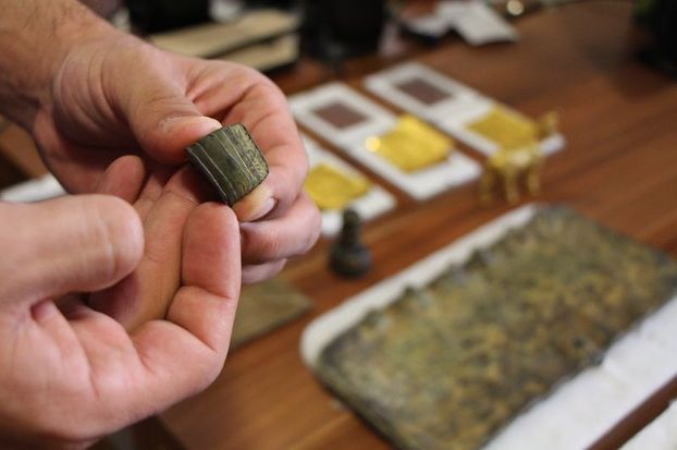 The Sacred Seal Of Solomon Might Have Been Recovered In Turkish Security Forces' Raid