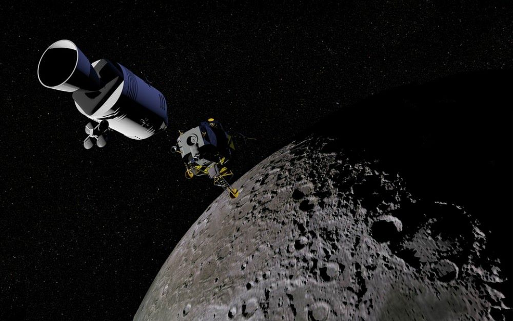 Giant Moon Cave Could Be Suitable For Future Colonists' Base