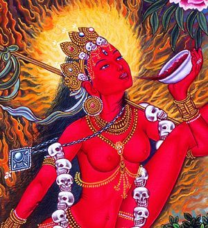 Dakini: Spiritual Form Of Female Energy